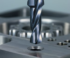 Solid carbide drill