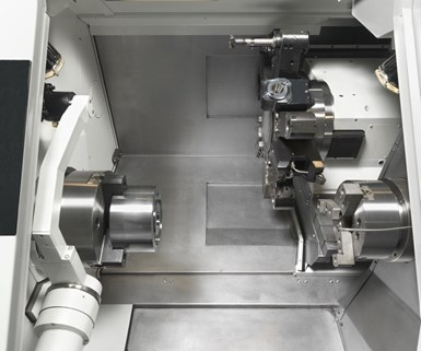 QTN350-II MSY multitasking machine