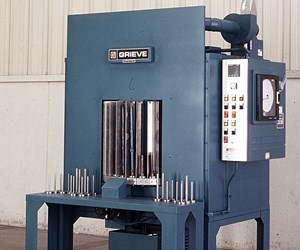 Rotary hearth oven
