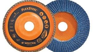 Flexsteel flap disc