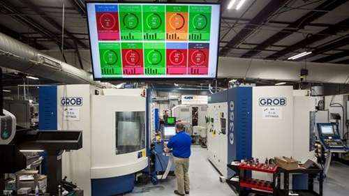 Data-Driven Manufacturing Helps Shops Stay Competitive