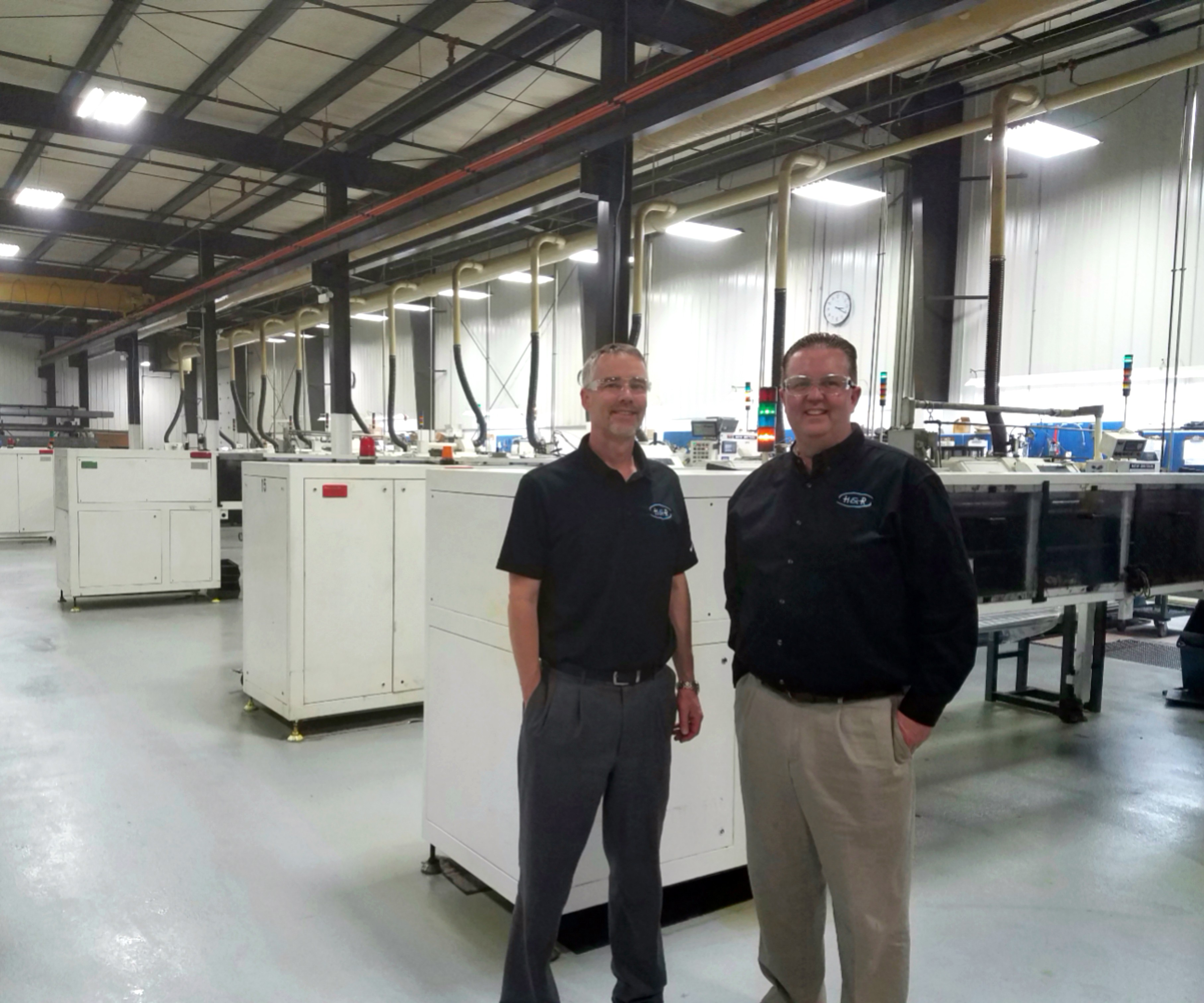 H & R Screw Machine Products