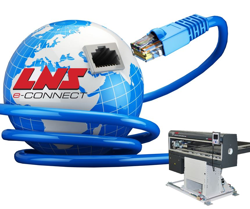 LNS e-Connect