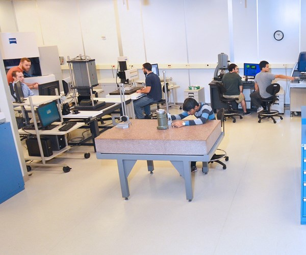 UNCC Center for Precision Metrology
