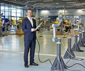 Co-founder and CTO of Universal Robots Wins Engelberger Award