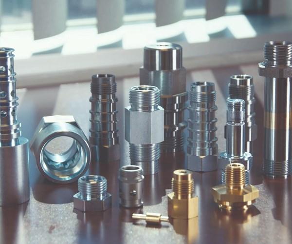Bar-Fed Parts