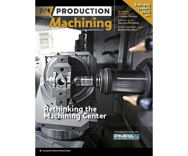 July 2018 Production Machining