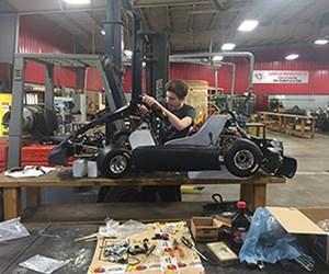 Cardinal Manufacturing Go-Kart