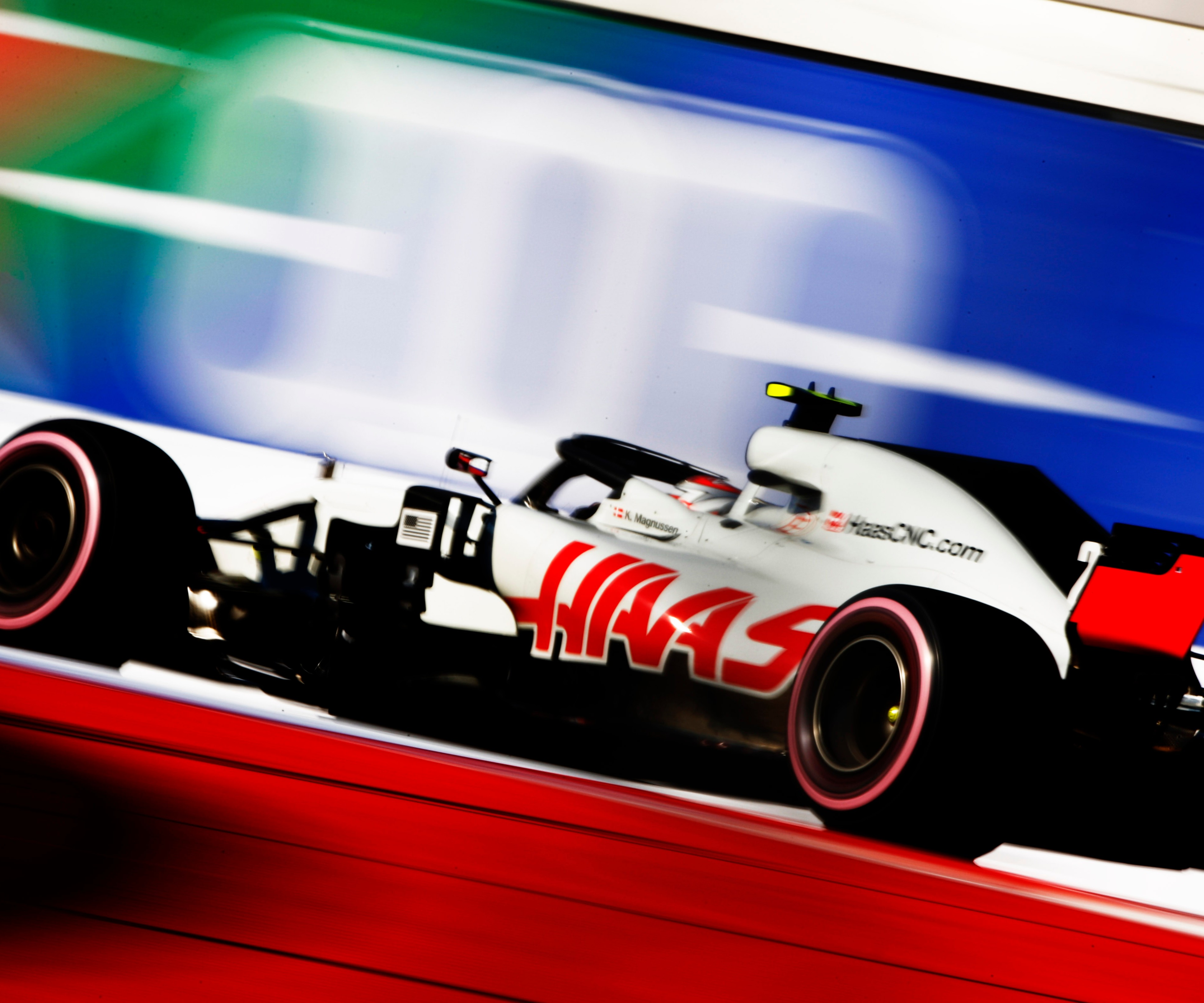 CAMplete and Haas F1 Team