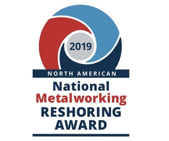 National Metalworking Reshoring Award