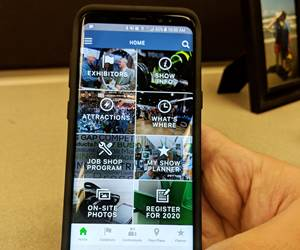 Get the Most Out of IMTS with the 2018 App