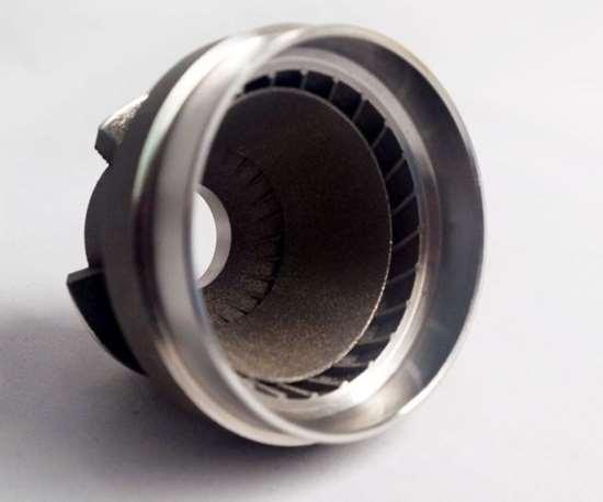 3D-printed aerospace fuel nozzle
