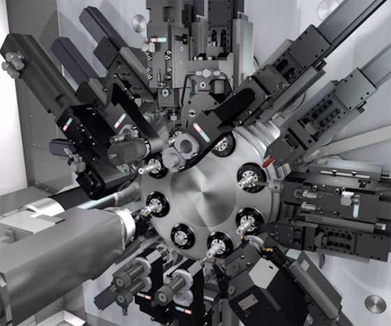 Multi-spindle machines evolve to reduce setup times and accommodate smaller lot sizes.