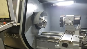 Hurco Open House Features CNC Lathe Products and Technology