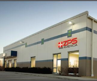 ZPS headquarter building exterior