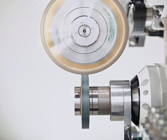 Dressing and grinding wheels