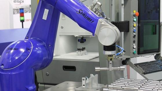 Stäubli robot