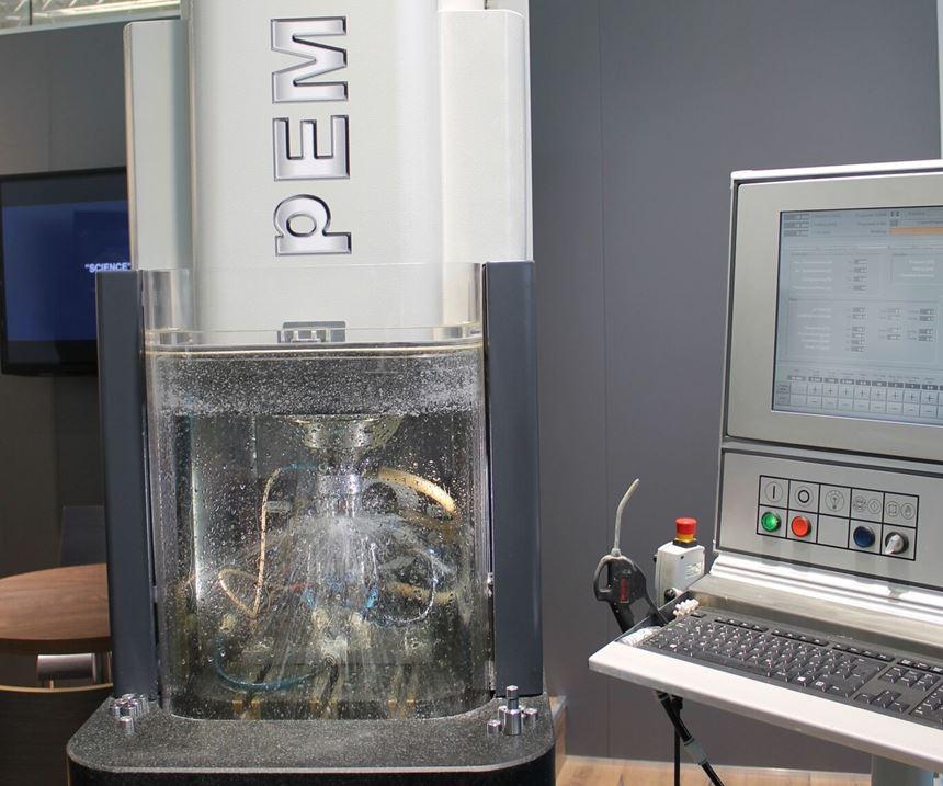 PEM Tec display