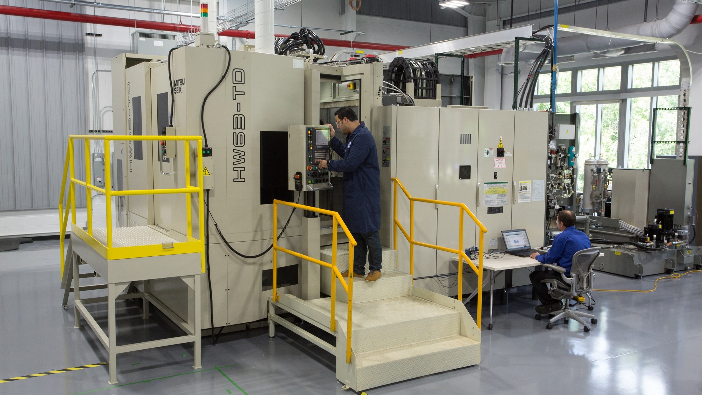 HW63-TDmachining center