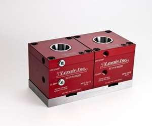 Collet workholding components