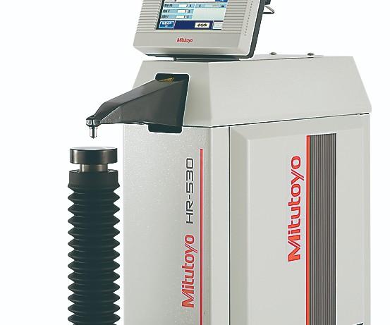HR-530 hardness testers