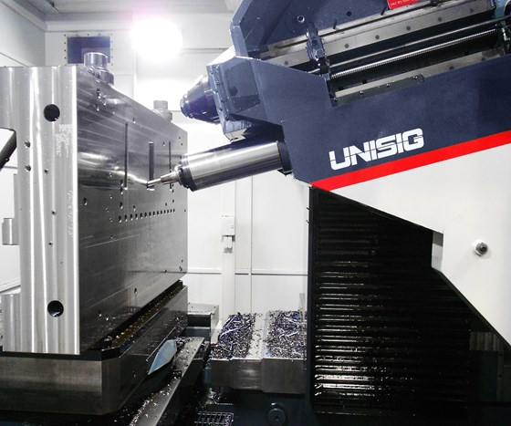 M-Series machining center