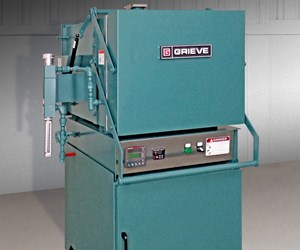Inert atmosphere bench furnace