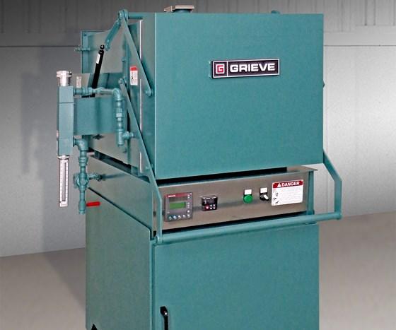 Inert atmosphere bench furnace