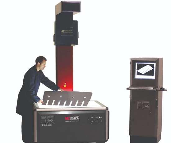 InspecVisionmachine inspection system