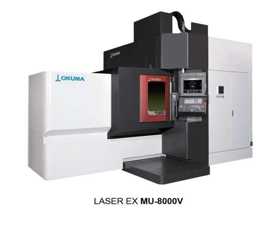 MU-8000V Laser EX
