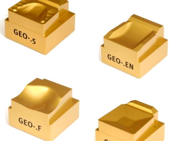 Chip Breaker Geometries