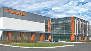 Walter Surface Technologies building
