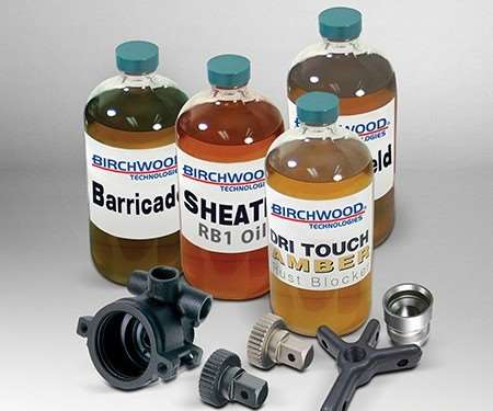 Birchwood Technologies's water-based inhibitors and sealants