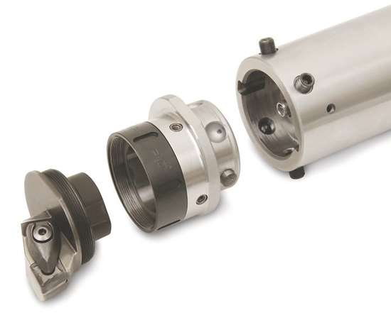 Vibration-dampening tooling system