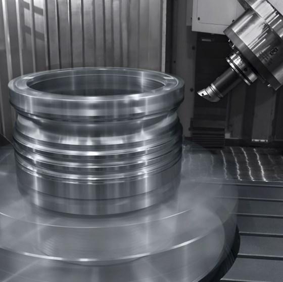 ZVH Multiprocess machining center