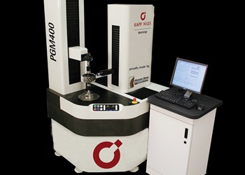 Analytical gear inspection system