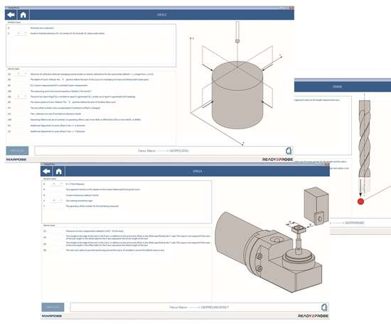 Part inspection software