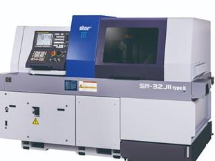 CNC Swiss-type automatic lathe