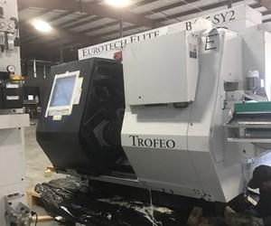 Eurotech triple turret machine