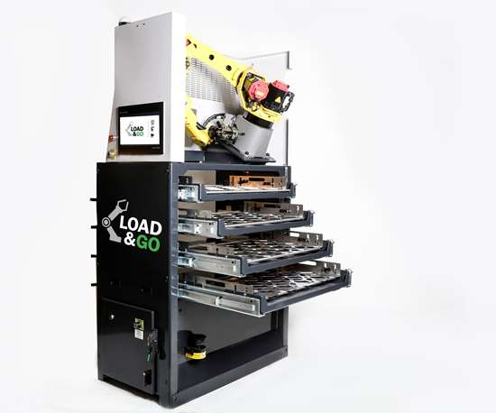 Load and Go robot