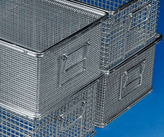 Mefo box system baskets