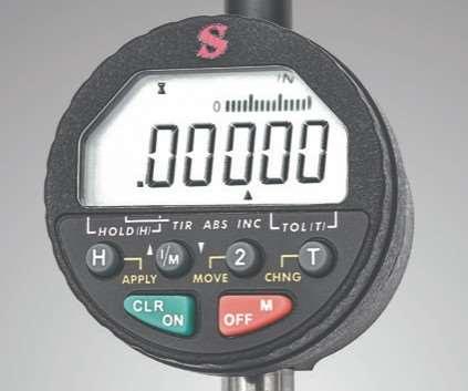 Starrett digital electronic indicator