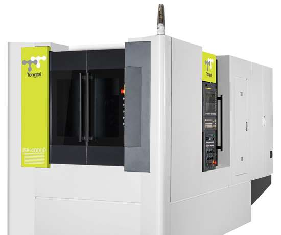 SH-4000P Horizontal Machining Center