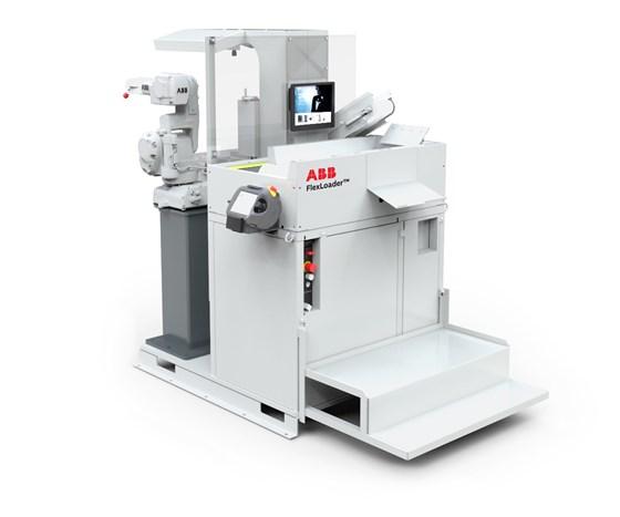 Flex loader machine