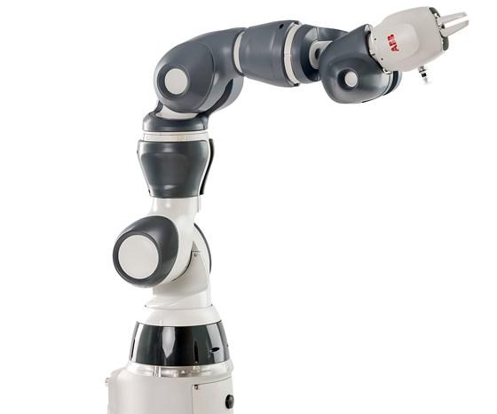 Yumi robot arm
