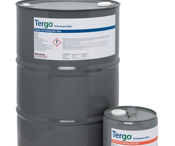 Tergo cleaning fluid