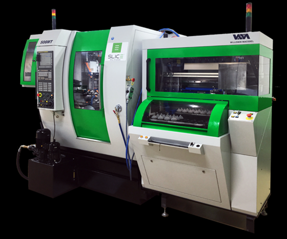 Willemin-Macodel 508 MT machining center