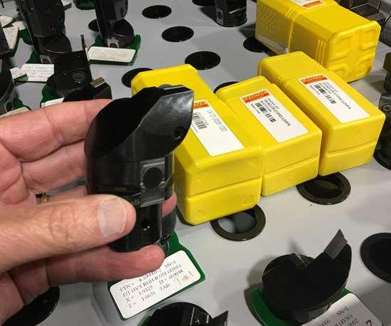 RFID in Toolholder