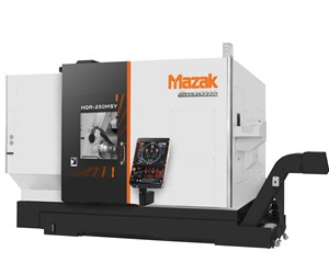 Mazak turning machine