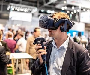 VR headset
